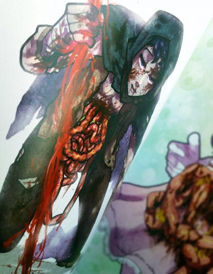 SHIROASA Mini art book
