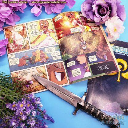 Wingless: The Dovecote Princess Book